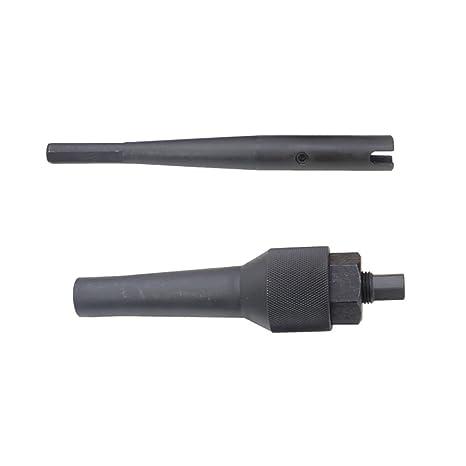 Vingo® 16tlg Bujía Cambio ausbohr Set de herramientas de reparación M8 M10 coche: Amazon.es: Coche y moto