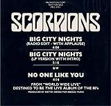 Big City Nights (Two Versions) , on One Like You Us Dj 12