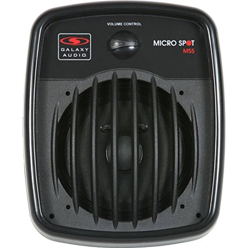 Galaxy Micro Spot 5 MS5  Portable Speakers Compact Monitors Hot Spot,Unpowered Speakers