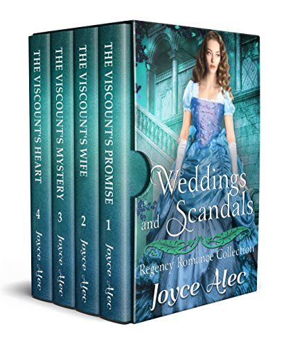 Weddings and Scandals: Regency Romance Collection (The Wedding Night Of An English Rogue)
