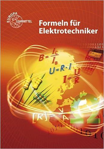 Formeln für Elektrotechniker: Amazon.de: Dieter Isele, Werner Klee ...
