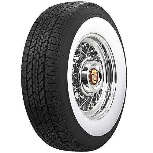 (Coker Tire 629700 Coker Classic 3 1/8 Inch Whitewall 235/75R15)