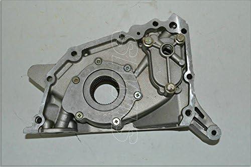 4D56T、4D55 D4BA、D4BB、D4BFエンジン用オイルポンプ21340-42800 MD181583