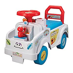Sesame Street Fun with Music Activity Ride-On