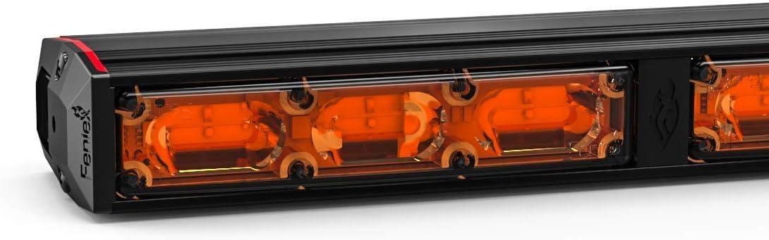 600 Construction Lightsticks , All Amber 29 Plow Feniex GEO Series Tow