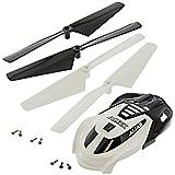 Traxxas LaTrax Alias Quadcopter White Canopy - 2 White Blades - & 2 Black Blades