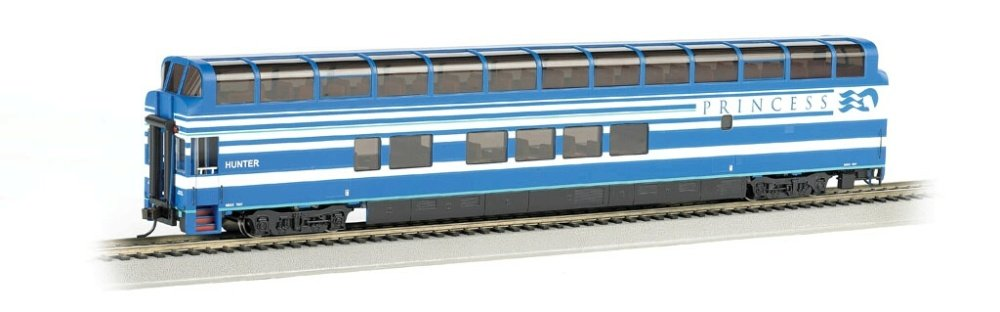 100%本物保証! Bachmann Passenger Industries 89 ' Colorado Railcar full-dome Passenger Bachmann Lighted内部Denaliプリンセスハンターa-car full-dome、Hoスケール B00BFCXTG4, glassliving奏:b7b4f13a --- a0267596.xsph.ru