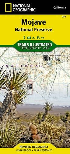 mojave-national-preserve-national-geographic-trails-illustrated-map