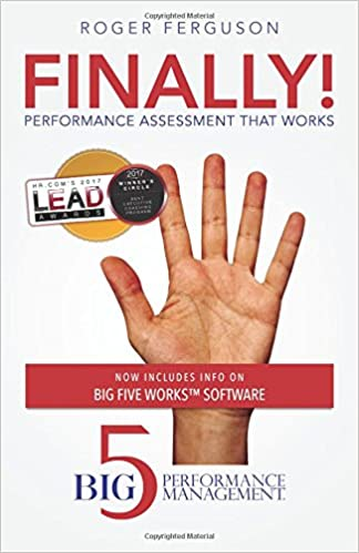 Finally Performance Assessment That Works Big Five Performance