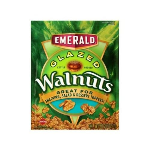 Diamond Emerald Glazed Walnut, 20 Ounce -- 12 per case. by Diamond Foods, Inc.
