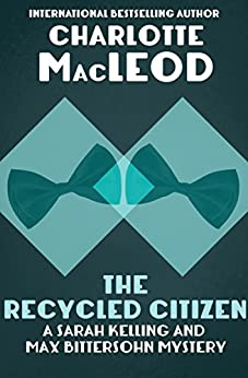 Recycled Citizen Kelling Bittersohn Mysteries ebook product image