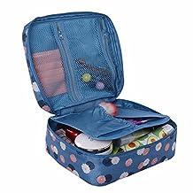 Housekeeping & Organizers, ABC Travel Cosmetic Makeup Bag Toiletry Case Bag Travel Kit Wash Organizer Travel BAG Storage Pouch Handbag