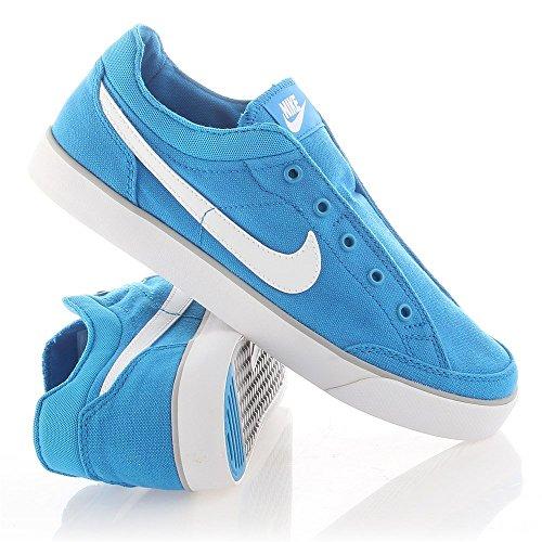 Nike - Capri Slip Txt GS - Color: Azzuro - Size: 37.5