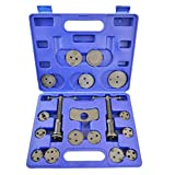 Astro Pneumatic 78618 Brake Caliper Wind Back Tool Set - 18 Piece