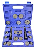 Astro 78618 Brake Caliper Wind Back Tool Set - 18 Piece