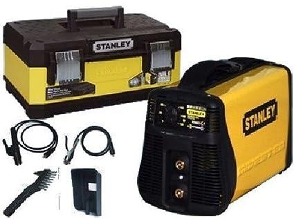 Los soldadores inversor Stanley Potencia 180