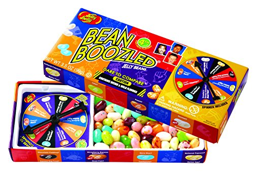 Jelly Belly BeanBoozled Jelly Beans Spinner Gift Box, 4th Edition, 3.5-oz, 10 Pack by Jelly Belly (Image #3)