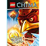 Lego-Legends-of-Chima-The-Power-of-Fire-Reader-1-Inglese-Copertina-flessibile–5-marzo-2015