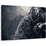 World of Warcraft 120x80 peinture format cm sur toile, XXL énormes images complètement encadrée avec civière, impression Art cadre photo murale