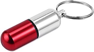 SHUFAGN,Gallipot Keychain extérieure imperméable en Alliage d'aluminium(Color:Violet)