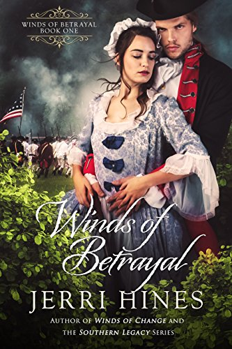 Winds Of Betrayal by Jerri Hines ebook deal
