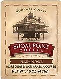 Pumpkin Spice 100% Arabica Gourmet Ground Coffee