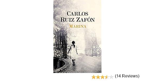 Marina (Edició en català) (Catalan Edition) eBook: Zafón, Carlos ...