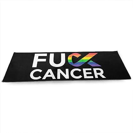 Amazon com : POP SHOTSTM Fuck Cancer Gay LGBT Anti-Tear