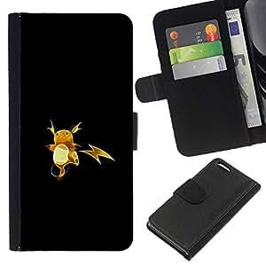 All Phone Most Case / Oferta Especial Cáscara Funda de cuero Monedero Cubierta de proteccion Caso / Wallet Case for Apple Iphone 5C // P1Kachu P0Kemon