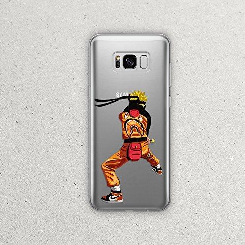 new concept 7b764 2f220 Amazon.com: Naruto Samsung Galaxy S9 S8 Plus S7 Edge S5 S6 Edge Plus ...