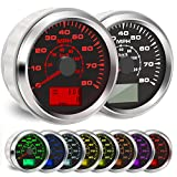 BLUERICE 7 Backlight Universal GPS Speedometer