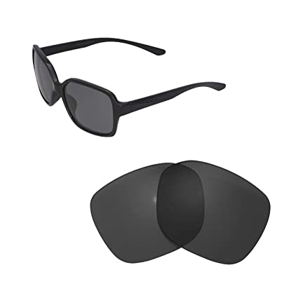 5d523880ad7 Walleva Replacement Lenses for Oakley Proxy Sunglasses - Multiple Options  Available (Black - Polarized)