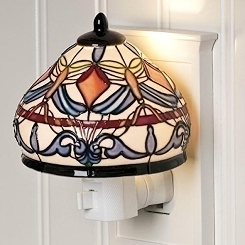 Ceramic Night Light - Dragonfly Night-Light
