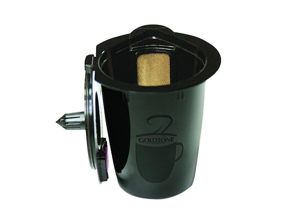 GoldTone Karafe-Plus Reusable Coffee Filter, Fits Keurig 2.0 Brewers - Green Tea Specialty Brewing Screen