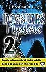 Dossiers mystère, tome 2 par Page