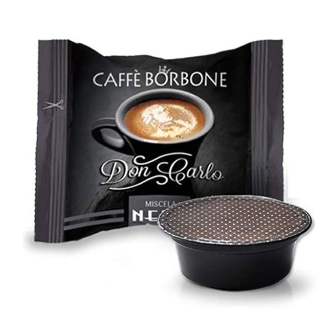 Borbone - Cápsulas de café compatibles con las máquinas de café Lavazza A Modo Mio, mezcla negra, 300 unidades.: Amazon.es: Hogar