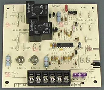 carrier control board. bryant/carrier hh84aa020 control board carrier i