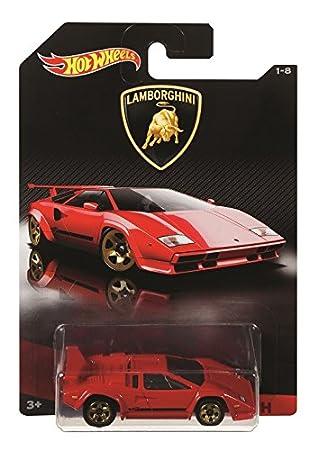 Hot Wheels Lamborghini Series , Lamborghini Sesto Elemento (2/8)
