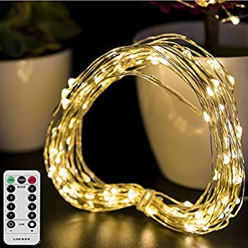 Amazon Com Christmas Lights Battery Operated String