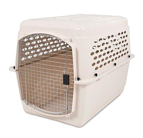 Petmate 21950 Vari 40-Inch Pets Kennel, 70-90-Pound, Bleached - Vari Kennel 700