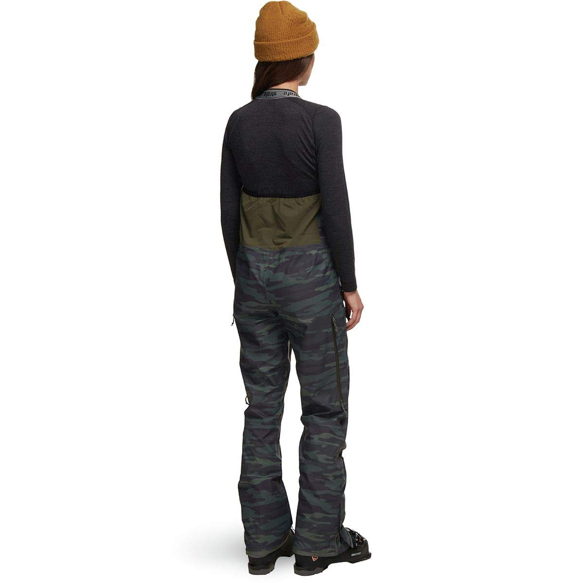 Strafe Outerwear Scarlett Bib Pant Womens