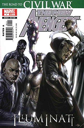 New Avengers: Illuminati #1 VF/NM ; Marvel comic book