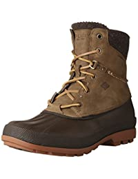 Sperry Mens Cold Bay WP Ice+ Mid Calf Boots