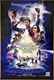 READY PLAYER ONE MOVIE POSTER 2 Sided ORIGINAL RARE FINAL 27x40 STEVEN SPIELBERG