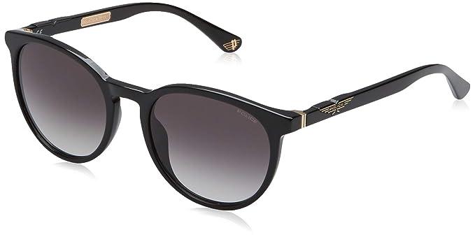 Amazon.com: Gafas de sol de policía originales 2 (SPL-873 ...