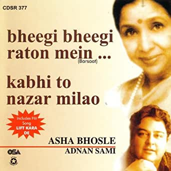 adnan sami video songs free download bheegi bheegi raaton mein