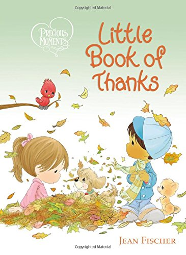 Precious Moments Little Book of Thanks