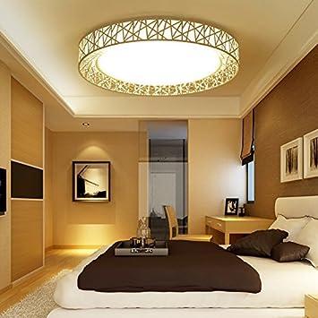 Hba Plafond Lumineux Lumière Pendante Lustre Pour Chambre à Coucher