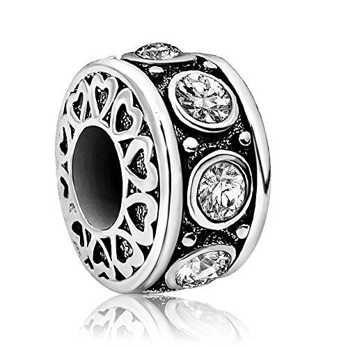 charm bracelet birthstone beads
