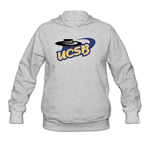 UCSB Henry T. Yang Fiat Lux Women's Hooded Sweatshirt